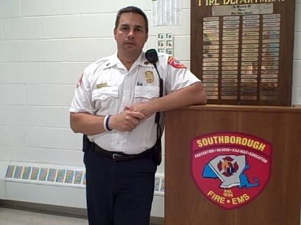 Fire Chief John Mauro Video