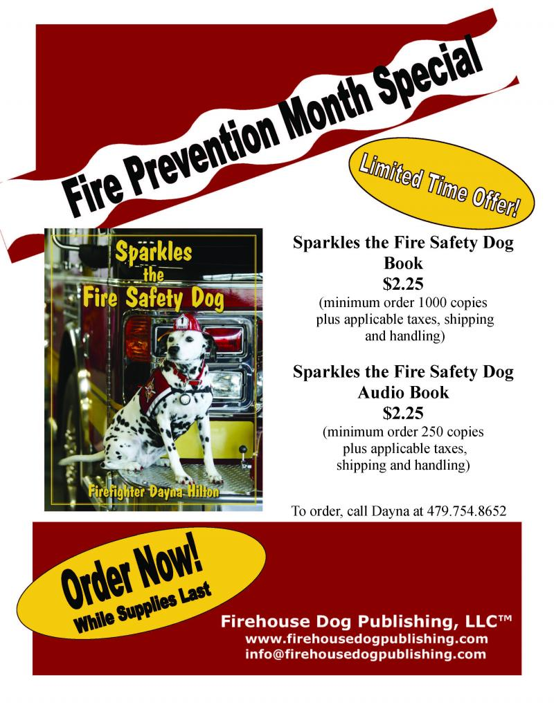 Firehouse Dog Publishing For Fire Departments